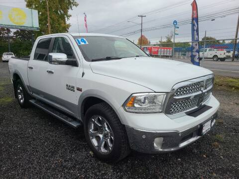 2014 RAM Ram Pickup 1500 for sale at Universal Auto Sales in Salem OR