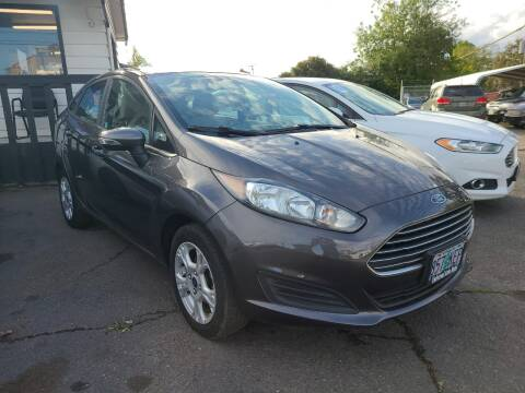 2015 Ford Fiesta for sale at Universal Auto Sales in Salem OR