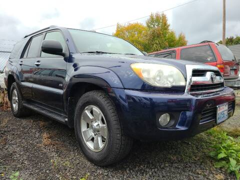 2007 Toyota 4Runner for sale at Universal Auto Sales in Salem OR