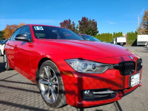 2015 BMW 3 Series for sale at Universal Auto Sales in Salem OR