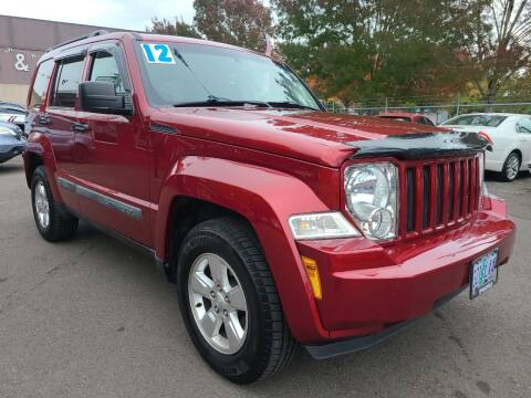 2012 Jeep Liberty for sale at Universal Auto Sales in Salem OR