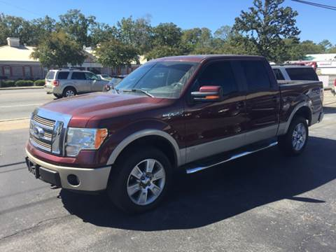 2010 Ford F-150 for sale in Rome, GA
