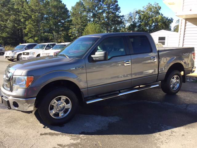 2011 Ford F-150 for sale at Uptown Auto Sales in Rome GA