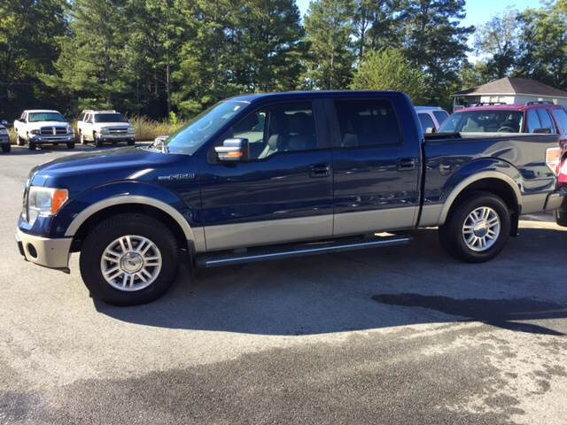 2010 Ford F-150 for sale at Uptown Auto Sales in Rome GA