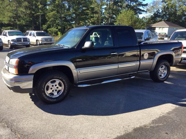2003 Chevrolet Silverado 1500 for sale at Uptown Auto Sales in Rome GA