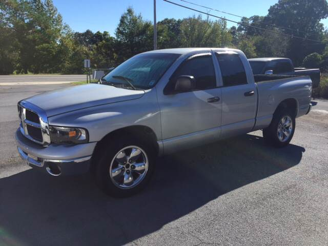2005 Dodge Ram Pickup 1500 for sale at Uptown Auto Sales in Rome GA