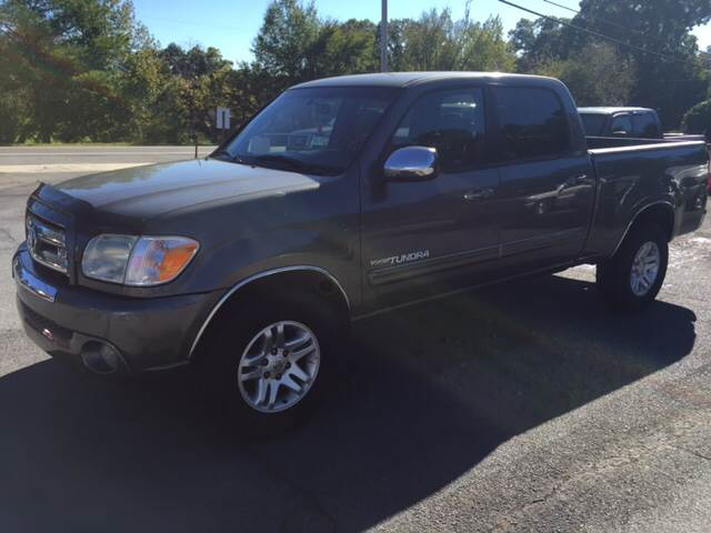 2006 Toyota Tundra for sale at Uptown Auto Sales in Rome GA