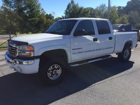 2004 GMC Sierra 2500HD for sale at Uptown Auto Sales in Rome GA