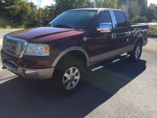 2005 Ford F-150 for sale at Uptown Auto Sales in Rome GA