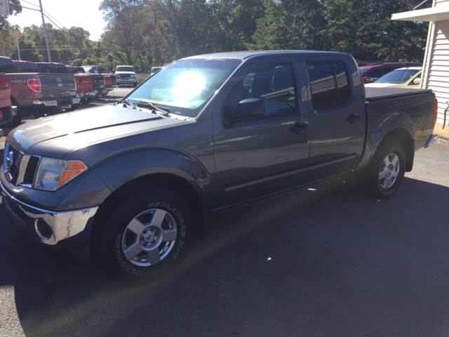 2008 Nissan Frontier for sale at Uptown Auto Sales in Rome GA