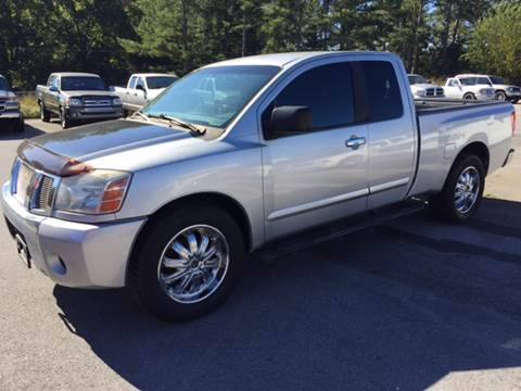 2007 Nissan Titan for sale at Uptown Auto Sales in Rome GA