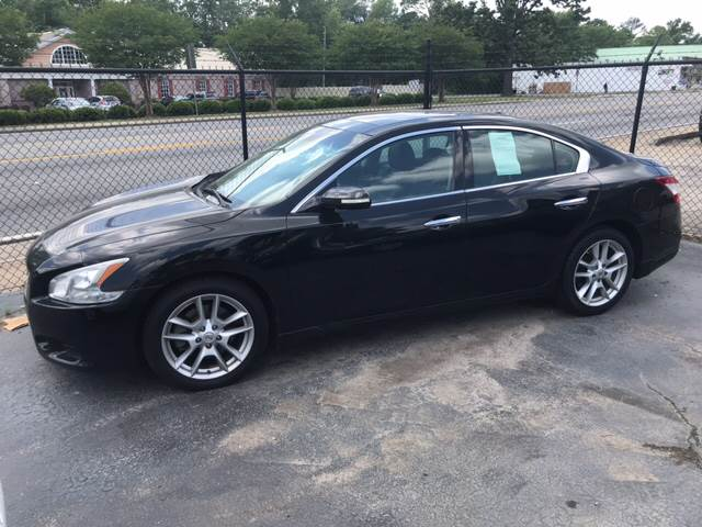 2010 Nissan Maxima For Sale At Uptown Auto Sales In Rome GA
