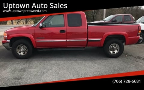 1999 GMC Sierra 2500 for sale in Rome, GA