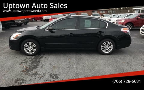 2012 Nissan Altima for sale in Rome, GA