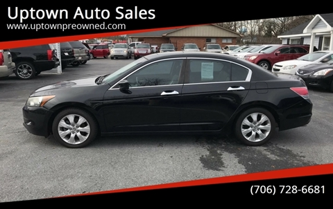 2010 Honda Accord for sale in Rome, GA