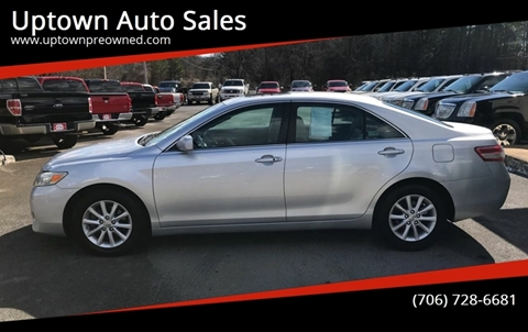 2011 Toyota Camry for sale in Rome, GA