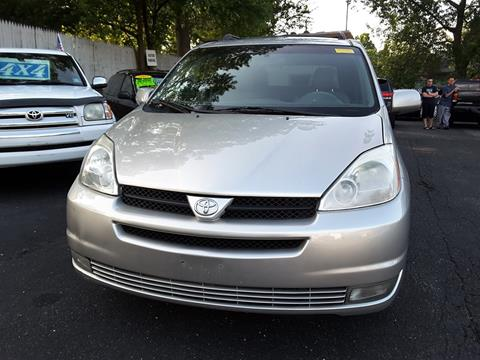 2004 Toyota Sienna for sale in Fords, NJ