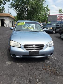 2001 Nissan Maxima for sale in Fords, NJ