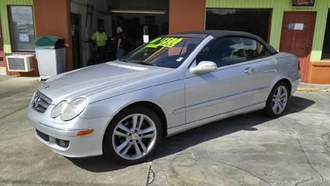 2007 Mercedes-Benz CLK for sale in Newberry, FL