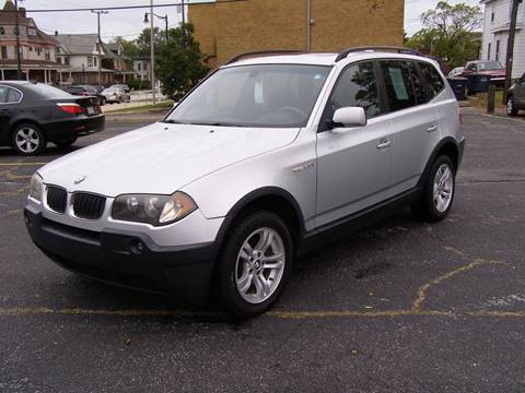 2005 BMW X3 for sale in Michigan City, IN