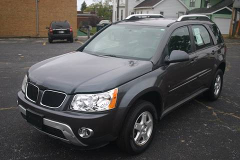 2007 Pontiac Torrent for sale in Michigan City, IN