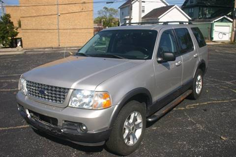 2003 Ford Explorer for sale in Michigan City, IN