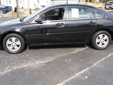 2008 Chevrolet Impala for sale in Michigan City, IN