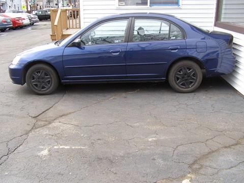 2003 Honda Civic for sale in Michigan City, IN