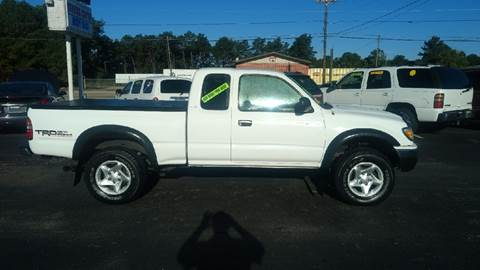 2004 Toyota Tacoma for sale at Deckers Auto Sales Inc in Fayetteville NC