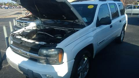 2003 Chevrolet TrailBlazer for sale at Deckers Auto Sales Inc in Fayetteville NC