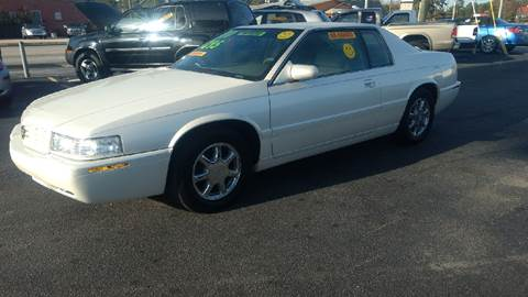 2000 Cadillac Eldorado for sale at Deckers Auto Sales Inc in Fayetteville NC
