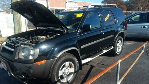 2004 Nissan Xterra for sale at Deckers Auto Sales Inc in Fayetteville NC