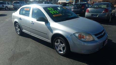 2005 Chevrolet Cobalt for sale at Deckers Auto Sales Inc in Fayetteville NC