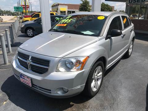 2011 Dodge Caliber for sale at Deckers Auto Sales Inc in Fayetteville NC