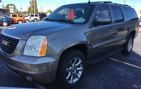 2007 GMC Yukon XL for sale at Deckers Auto Sales Inc in Fayetteville NC