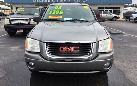 2006 GMC Envoy XL for sale at Deckers Auto Sales Inc in Fayetteville NC