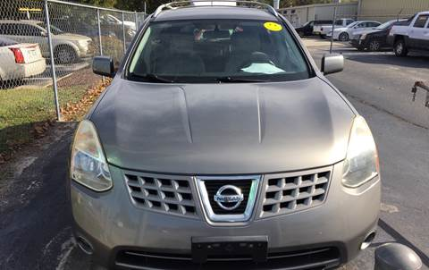 2008 Nissan Rogue for sale at Deckers Auto Sales Inc in Fayetteville NC