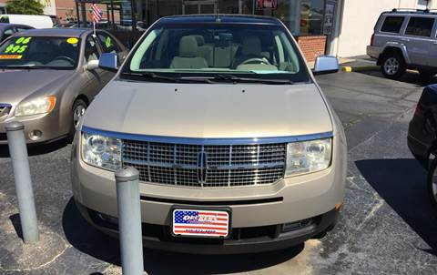 2007 Lincoln MKX for sale in Fayetteville, NC