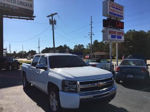 2010 Chevrolet Silverado 1500 for sale at Deckers Auto Sales Inc in Fayetteville NC