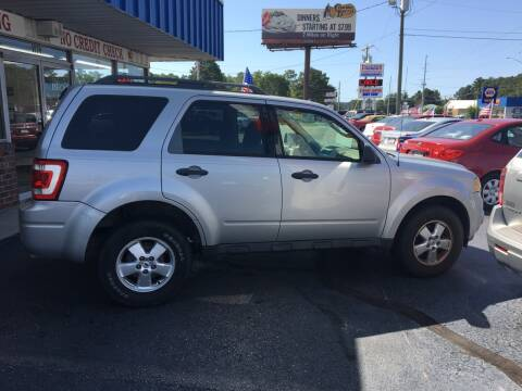2009 Ford Escape for sale at Deckers Auto Sales Inc in Fayetteville NC