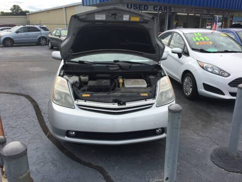 2007 Toyota Prius for sale at Deckers Auto Sales Inc in Fayetteville NC
