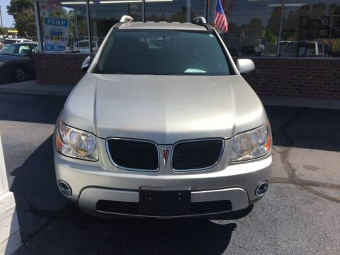 2008 Pontiac Torrent for sale at Deckers Auto Sales Inc in Fayetteville NC