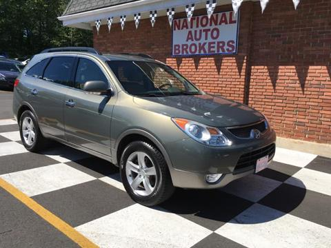 2008 Hyundai Veracruz for sale in Waterbury, CT