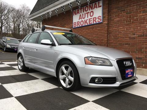 2012 Audi A3 for sale in Waterbury, CT