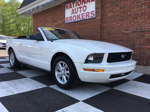 2008 Ford Mustang for sale in Waterbury, CT