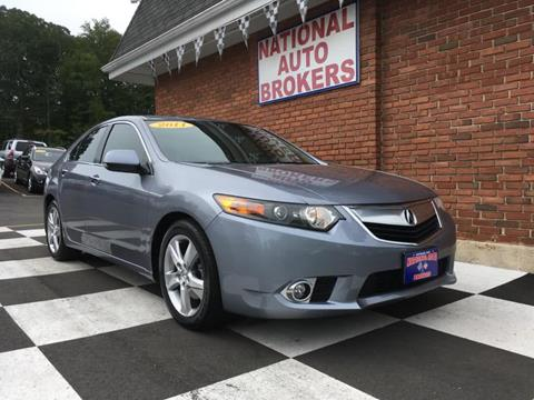 2011 Acura TSX for sale in Waterbury, CT