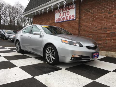 2014 Acura TL for sale in Waterbury, CT