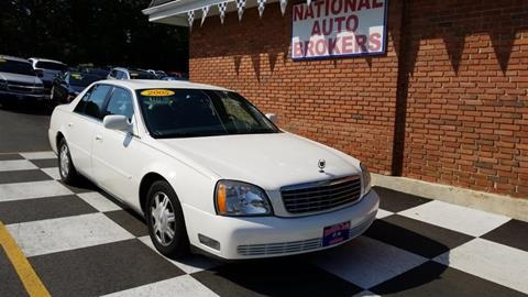2005 Cadillac DeVille for sale in Waterbury, CT