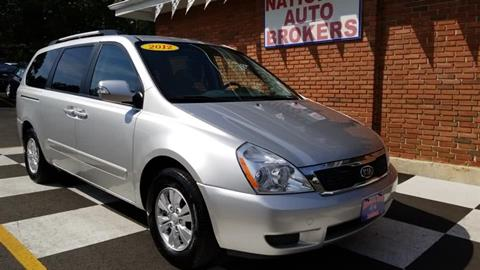 2012 Kia Sedona for sale in Waterbury, CT