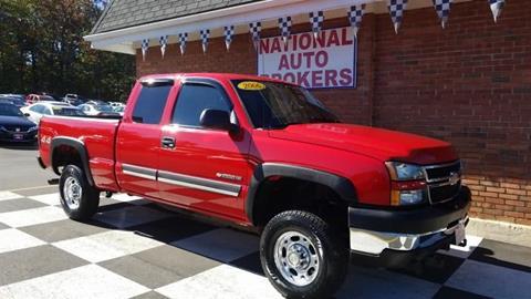 2006 Chevrolet Silverado 2500HD for sale in Waterbury, CT